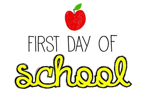 Khenzi's 1st Day of School!